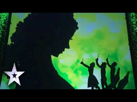 El Gamma's Touching Tribute To Mother Nature | Asia's Got Talent Grand Final 1