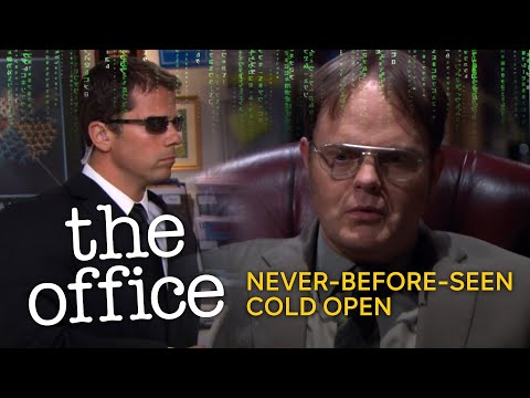 The Matrix | Never-Before-Seen Cold Open | A Peacock Extra