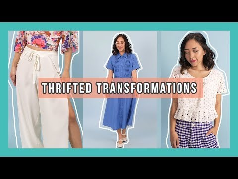 Thrifted Transformations CHALLENGE | PART 2