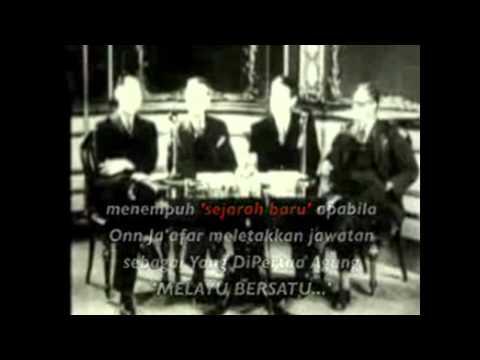 Biografi Dato' Onn Jaafar