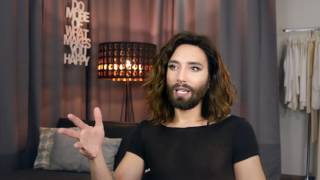 ROCK/HARD is Conchita's new series of honest interviews, digging deeper into the bearded lady's character, immersing in her world of thought, and bringing up gems that you haven't seen or heard before.––––––––––Interview and video by André Karsai––––––––––#ConchitaRockHard #theunstoppables #conchitawurst #conchymusic––––––––––MY OFFICIAL CHANNELS––––––––––http://www.youtube.com/ConchitaWursthttp://www.facebook.com/ConchitaWursthttp://www.twitter.com/ConchitaWursthttp://www.instagram.com/ConchitaWursthttp://www.conchitawurst.com