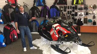 3. 2018 Polaris Switchback XCR 600