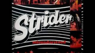 1974 Strider album misunderstood.