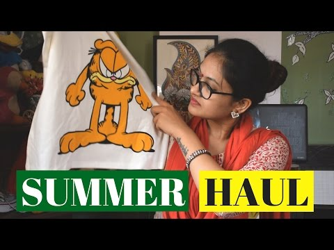 Summer Haul : Splash , Lifestyle, Trends, Koovs. | Fun announcement | Captain Nick