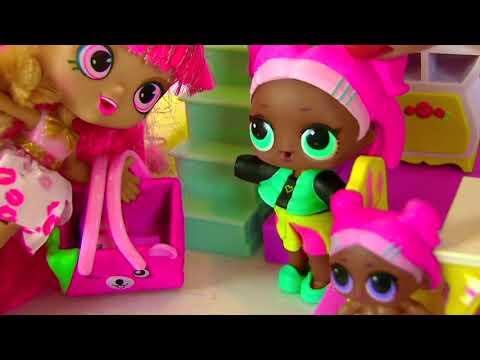 Кукла ЛОЛ фиолетовый шар сюрприз купить куклу LOL