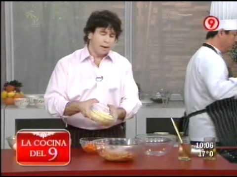 Tarta de Atún - 1 de 4 - Ariel Rodriguez Palacios
