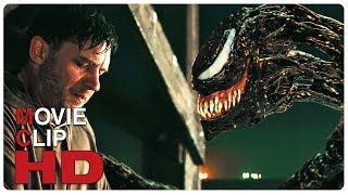 VENOM Eddie Meets Venom Scene Clip + Trailer (NEW 2018) Spider-Man Spin-Off Superhero Movie HD