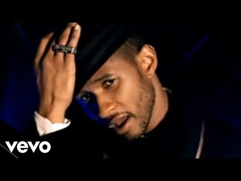 Usher - OMG ft. will.i.am (видео)