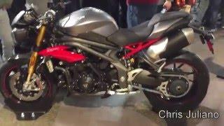 7. New 2016 Triumph Speed Triple R