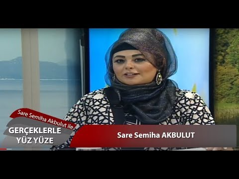 Sare Semiha Akbulut ile Gerçeklerle Yüz Yüze Aydın Çetiner 14 10 2017