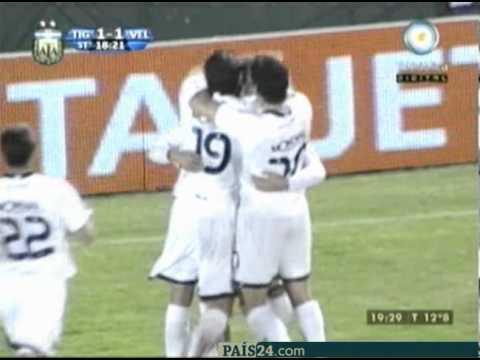 Tigre 2 - 1 Vélez Sarsfield (Clausura 2011)