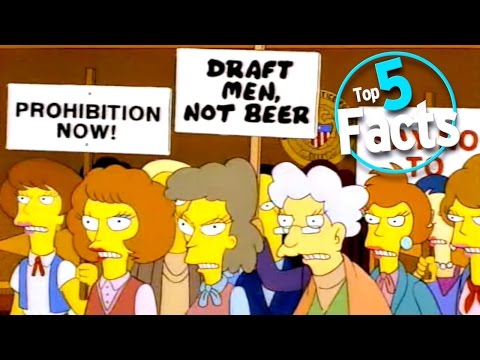 Top 5 Provocative Prohibition Facts