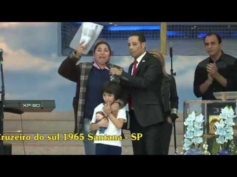 TESTEMUNHO DE PAZ E VIDA - BENÇÃO FINANCEIRA