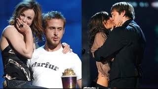 Video 7 Memorable 'Best Kiss' Moments! (MTV Movie Awards) MP3, 3GP, MP4, WEBM, AVI, FLV Mei 2017