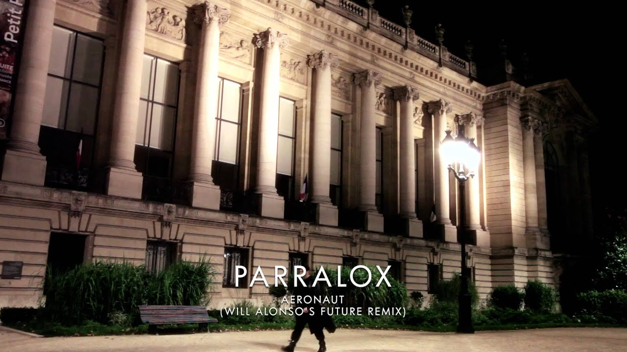 Parralox - Aeronaut (Will Alonso Future Remix) (Music Video)