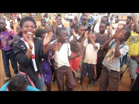 Pat's Volunteers in Africa!!