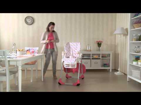 Chicco Polly 2 In 1: Vom Hochstuhl Zum Kinderstuhl