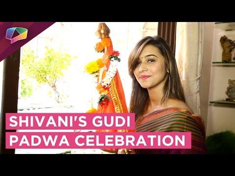 Shivani Surve's Gudi Padwa Celebration