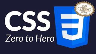 CSS Tutorial - Zero to Hero (Complete Course)