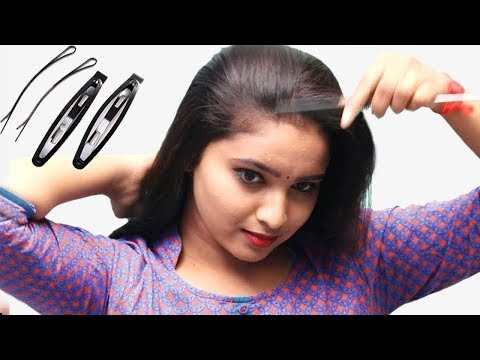 Easy Self Hairstyles for Girls | Quick Self Hairstyles for party/wedding | Self Hairstyles 2019