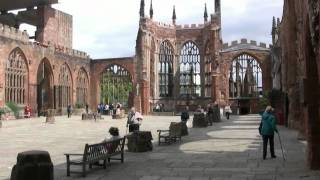 Kingsbury United Kingdom  City pictures : Kingsbury UK Tour 9: Coventry Cathedral