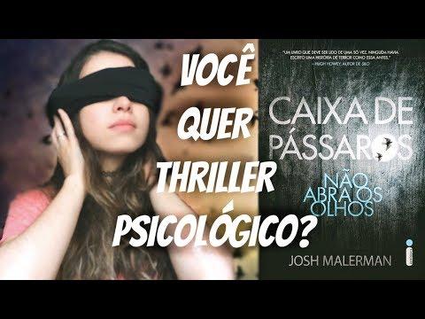 CAIXA DE PÁSSAROS, Josh Malerman | RESENHA
