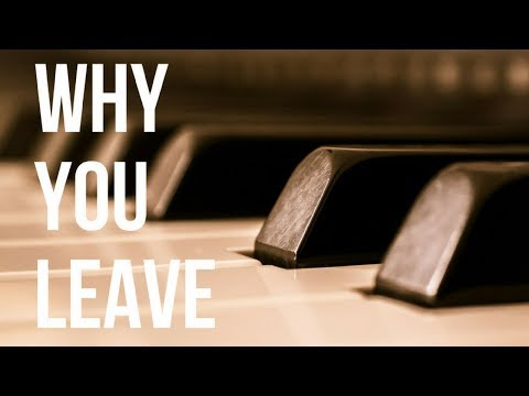 Dami Àlvarez - Why you leave (Official Video)