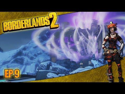 Borderlands 2 - Sanctuary, la Città Volante [EP 9]