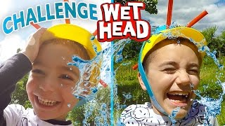 Video WET HEAD CHALLENGE | Douche glacée pour Swan et Néo ! MP3, 3GP, MP4, WEBM, AVI, FLV Mei 2017