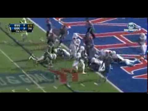 James Sims vs West Virginia 2013 video.