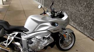 4. 2007 BMW K1200R Hard Bags, For sale In Texas, 168 hp