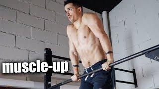 Incapable de faire un Muscle-up ? Faites-ça !