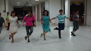 อุบลราชธานีชมรมลีลาศ ปี 2557 2014 Ubol Ballroom Dance Assembly.