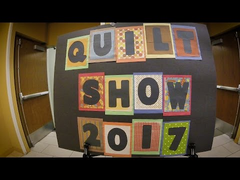 Video thumbnail: Quilt stories