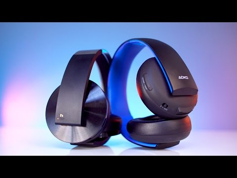 BEST PS4 Headset! Platinum Headset vs Gold