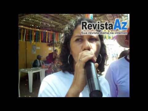 Sindicato realizou II feira de Agricultura familiar em Esperantina.wmv