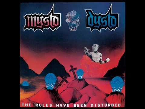 Mysto Dysto-Power of the Law online metal music video by MYSTO DYSTO