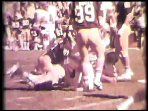 University of Wyoming 1976 Football Highlights
