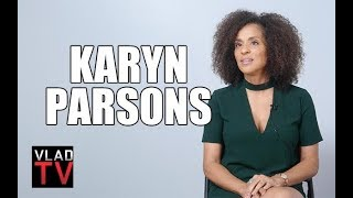 Video Karyn Parsons on Doing Major Payne w/ Orlando Brown, Reacts to the New Orlando (Part  5) MP3, 3GP, MP4, WEBM, AVI, FLV Oktober 2018
