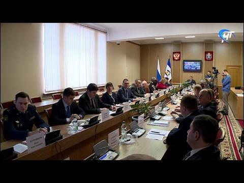 В Правительстве региона сегодня прошло заседание областной комиссии по чрезвычайным ситуациям
