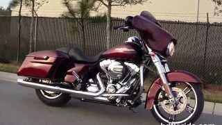 8. New 2015 Harley Davidson FLHX Street Glide Motorcycles for sale