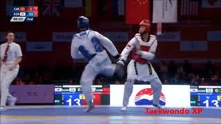 Taekwondo highlights - World GrandSlam Champion Series