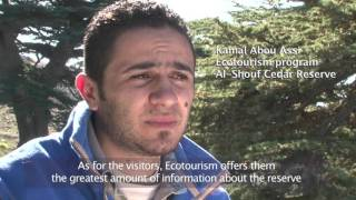 Shouf Lebanon  city images : Shouf Cedars Reserve Documentary