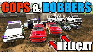 Nonton American Cops   Robbers   New Dodge Hellcat   Trans Am Running From Police   Farming Simulator 2017 Film Subtitle Indonesia Streaming Movie Download