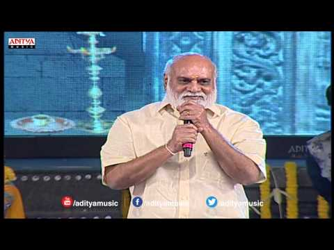 Raghavendra Rao Speech At Mukunda Audio Launch Live - Varun Tej, Pooja Hegde