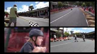 Upwey Australia  City pictures : Upwey Billy Cart Race