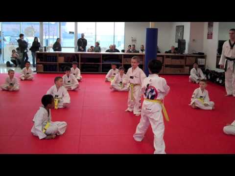 Master Kim's Tae Kwon Do - Children's Class / Woodbury MN