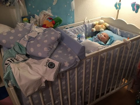 Neue Bettumrandung George