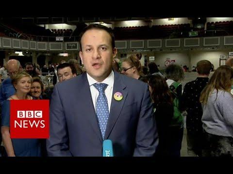 Ireland abortion referendum: PM hails 'quiet revolution' - BBC News