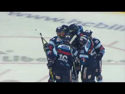 Sestřih zápasu | Bílí Tygři Liberec - HC Škoda Plzeň (4:0)